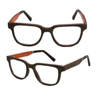 Fashionable Eyewear Glasses Wooden Optical Frames