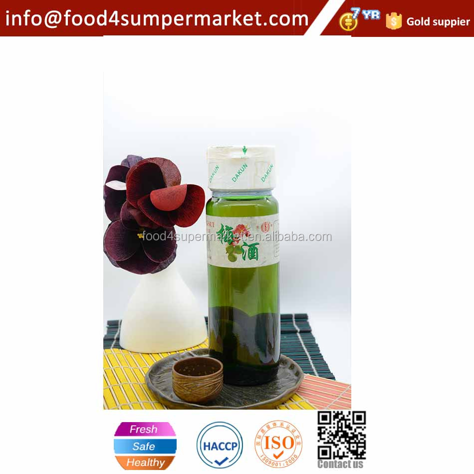 High quality plum wine for Japanese brands alcohol beverage