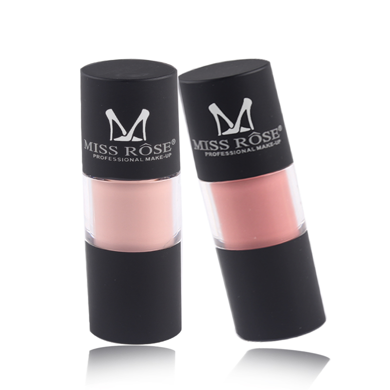 MISS ROSE The Latest 12 Color Waterproof Longlasting Liquid Lipstick Non-stick Cup Lip Gloss