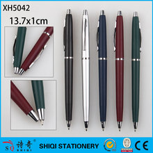 hotel design slim plastic pen cheap but good quality pen for <strong>promotion</strong>