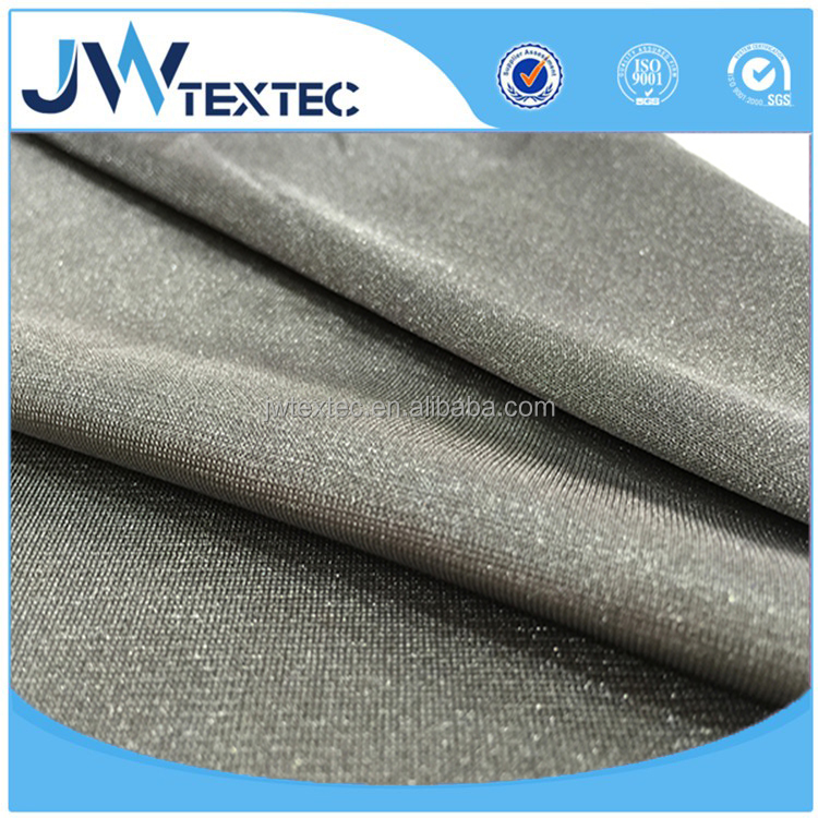 Silver Fiber Fabric EMI Shielding Conductive Fabric 18%Silver Fiber Knitted Fabric