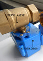 CWX Series propotional adjust electrical ball valve CR01 DC12/24V AC85-230V for water control system, irrigation,garden