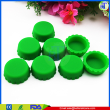 silicone reusable milk bottle caps, custom beer bottle caps silicone valve