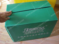 Green colored Fruit and Vegetable boxes/bins/containers