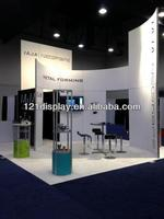 Trade show exhibition big size display pavilion booth