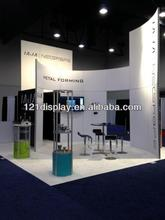 Trade show exhibition display stand pavilion booth construction