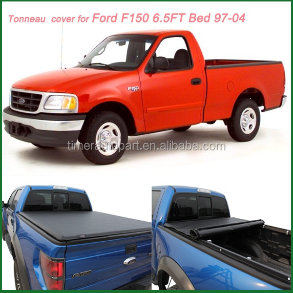 3years warranty pickup truck bed accessories for Ford F150 6.5 short bed 97-04