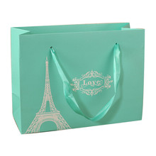 luxury brand birthday gifts packing paper bag