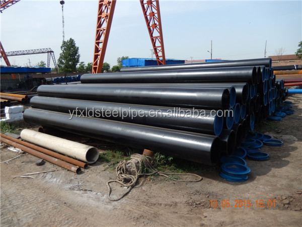 ASTM A106 Gr.B carbon steel pipe seamless