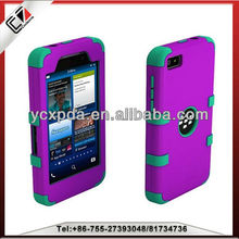 Waterproof mobil phone case for blackberry,