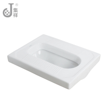 Ceramic modern bathroom wc toilet squatting pan