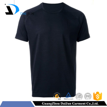 Daijun oem men short sleeve breathable plain very low price t-shirts make in china