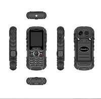 wholesale high quality feature phone OEM very strong mobile phone waterproof IP68 rugged phone