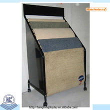 Material rug display stand rack HL055C