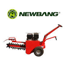 Mini trencher with 600mm trencn depth for agricultural uses