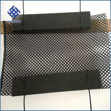 Factory price plastic air conditioner filter rear netting