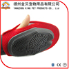 Grooming Tool Soft Rubber Palm Sized