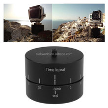 Wholesale Price Gopros Accessories Auto Rotation Time-lapse Holder for Go Pro Heros Gopros Action Camera Accessories