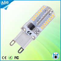Excellent quality promotional new led light AC110V/AC220v g9 led bulb light sensor