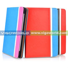 Patent products,Xpand collection tablet shockproof universal leather case for tablet