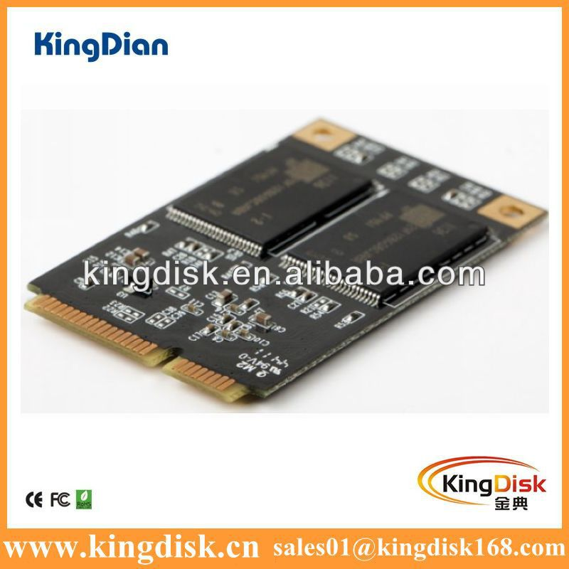 Industrial SSD mini PCI-e SATA 8gb