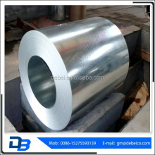 Steel strapping SGCC DX51D G550 raw material hot dip galvainzed steel coil