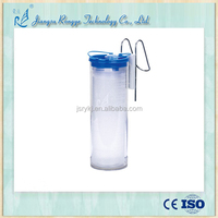 2000ml Suction Liner Canister With Shutoff