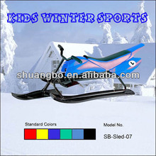 2016 Promotion Gift Kids Snow Scooter