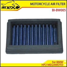 NEX High Flow Air Filter for BMW HP2 MEGAMOTO 2007-2011