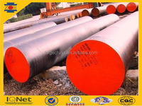 38crmoal+rough turned +Q/T alloy steel round bars hot forged steels