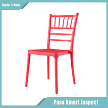 New design 6 seater plastic table and chair dining chair used furniture