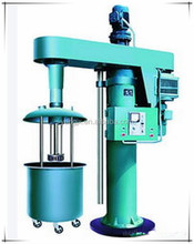 Hydraulic Mechanical Explosion - proof frequency conversion speed disperser