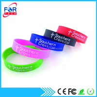 Best Popular Promotional Gift Silicon Bracelet Bulk 1GB USB Flash Drives