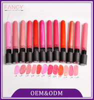 China supplier sales high quality liquid lipstick soft and waterproof cosmetic lipstick