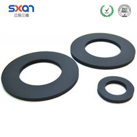 Silicone/Vmq Rubber Gasket/Flat Washer Good Resistance to High Temperature