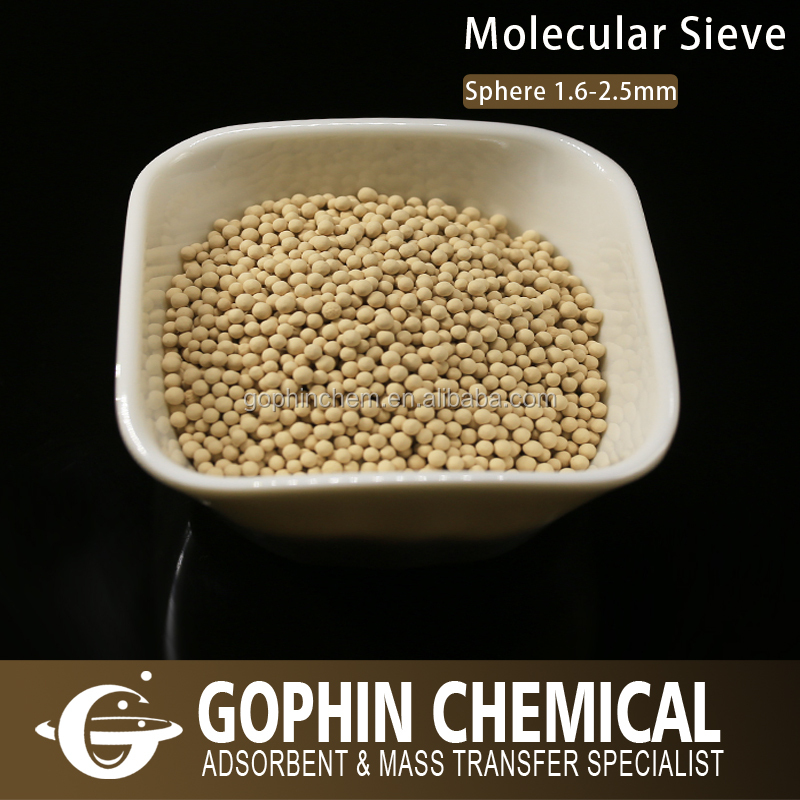 Zeolite Molecular Sieves 5A for Chemical Plant