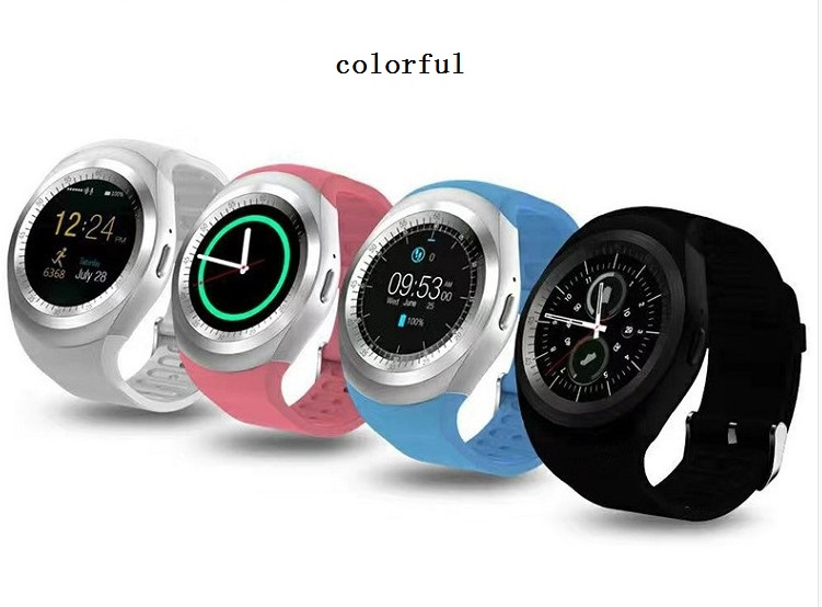 call  Alarm clock Remote camera connected via Bluetooth SMS multi-lingual gps running watch  smart watch running sports watch