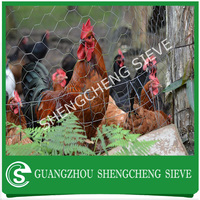 Cheap Chicken wire mesh netting hexagonal mesh for chicken coop