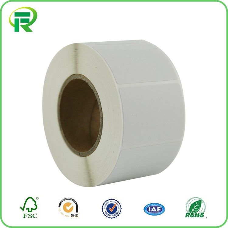 barcode printer self adhesive thermal paper label