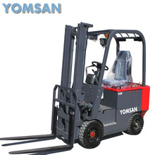 Ride-on / factory outlet industrial electric forklift 4 wheel