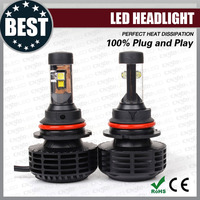 Latest 9004 9005 9006 9007 led automotive headlight for replacing halogen & HID Bulbs