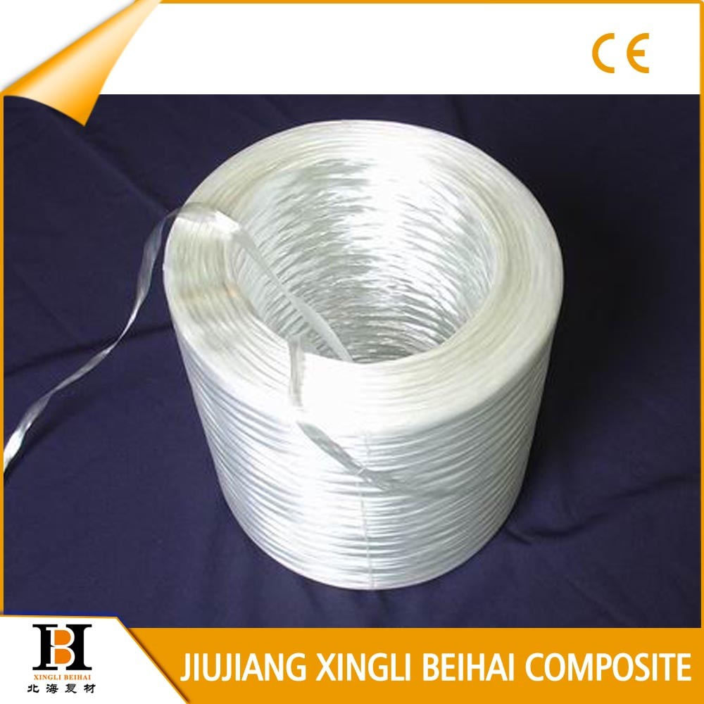 Reinforced Concrete Alkali Resistant AR Fiberglass Roving for Cement/Concrete