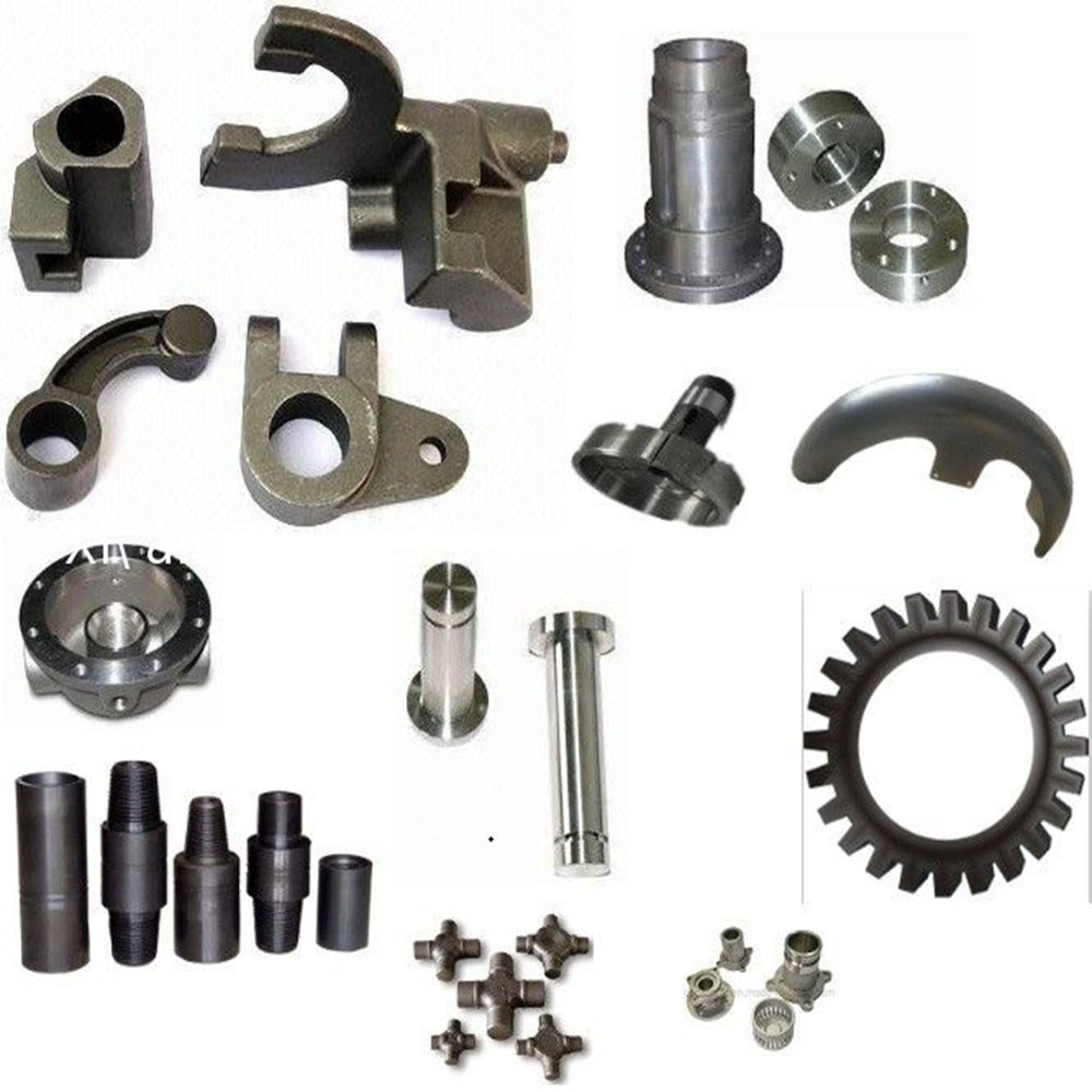 Customized OEM steel casting foundry for auto parts