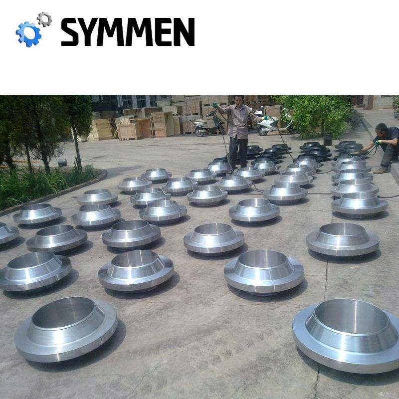 carbon steel threaded connection 42 inch flange