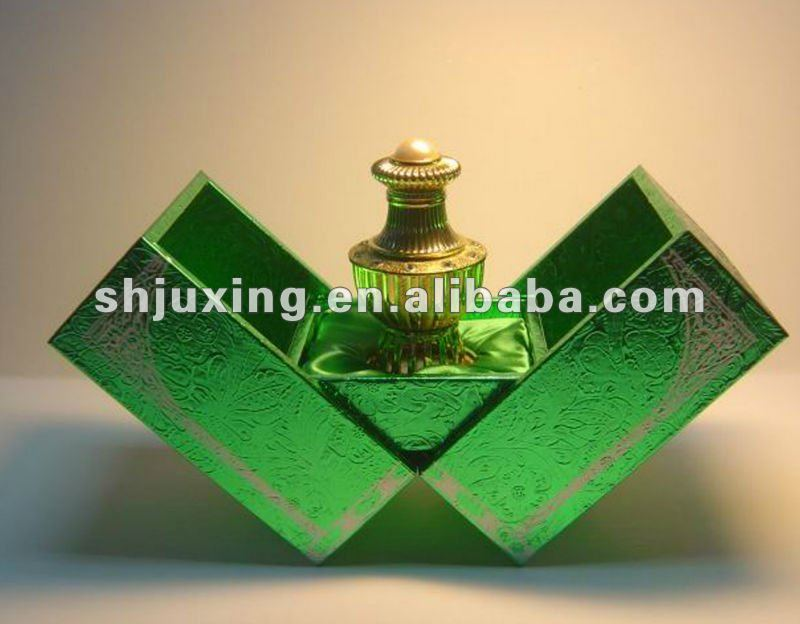High quality paper perfume bottle box