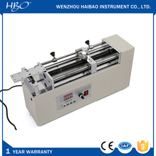 Double guide rod motorized horizontal tensile testing machine