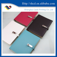 Promotion A4 A5 Pu Leather Notebook