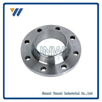 ANSI B16.5 ASTM a105n Steel Class 300 Weld Neck Flange