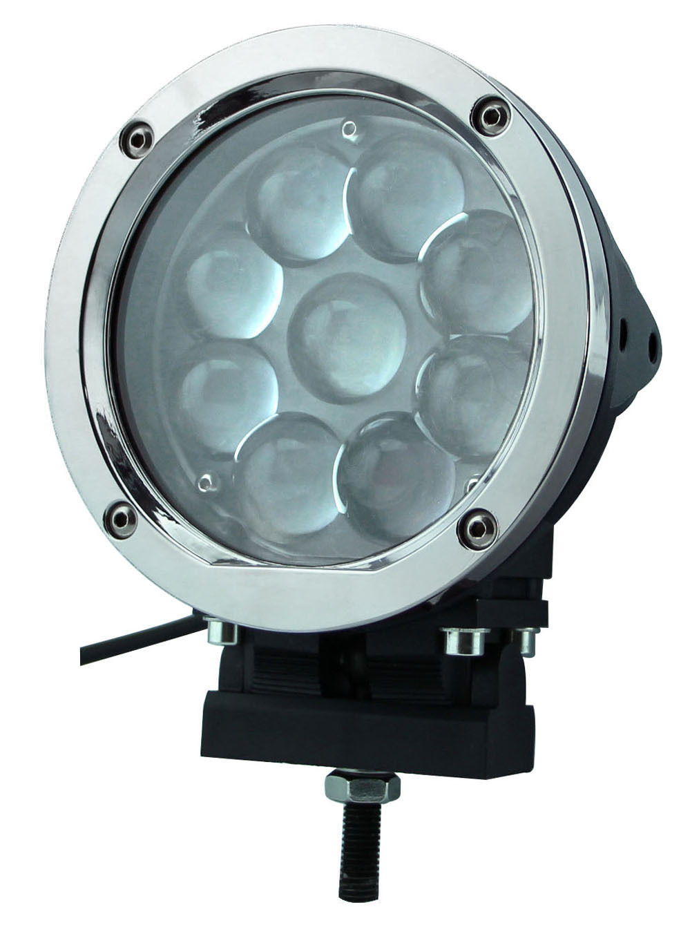 High Power Led Agricultural Work Lights Swivel 5.5inch Ip67 Led ...