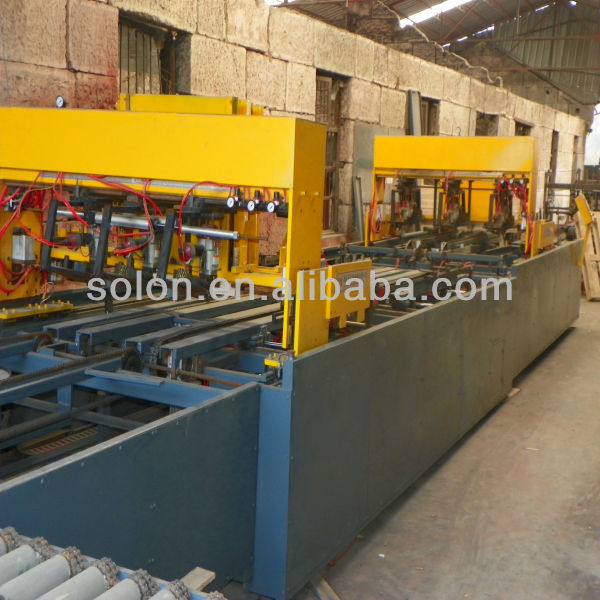 Hot selling wooden pallet making machines/wooden pallet nailing machine